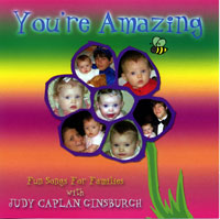 You're Amazing - Fun Songs for Families